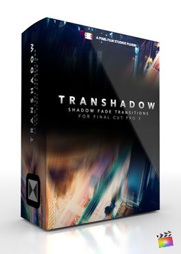 Final Cut Pro X Plugin TranShadow from Pixel Film Studios
