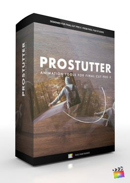 Final Cut Pro X Plugin ProStutter