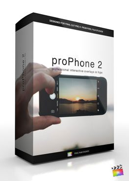 Final Cut Pro X Plugin ProPhone 2 from Pixel Film Studios
