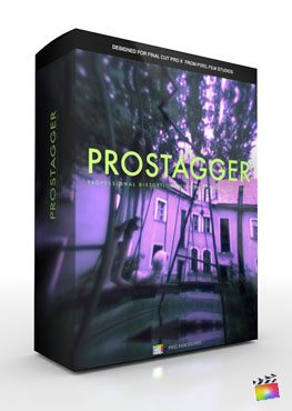 Final Cut Pro X Plugin ProStagger from Pixel Film Studios