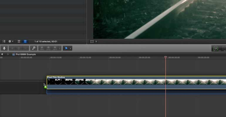 Professional - Film Distortion Effects for Final Cut Pro X
