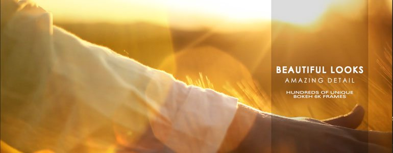 Professional - Lens Flare Lighting Effects for Final Cut Pro X