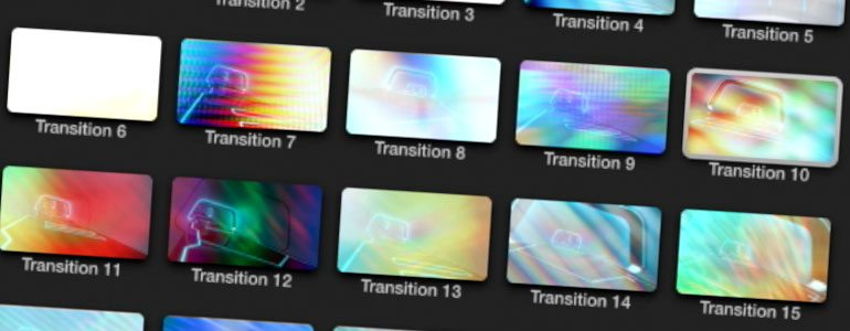 Professional - Composite Transition - for Final Cut Pro X