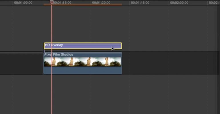Professional - Lens Flare Overlays for Final Cut Pro X