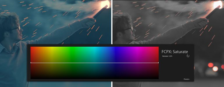 Professional Grading Tools for FCPX
