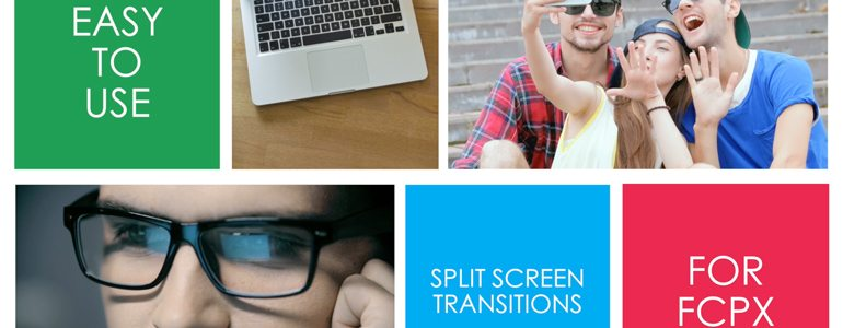 Professional - Transition - for Final Cut Pro X