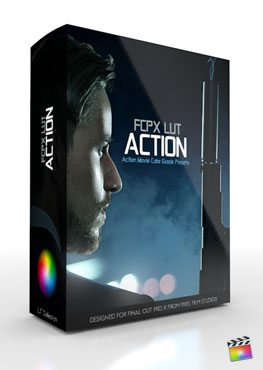 FCPX LUT Action Plugin for Final Cut Pro X from Pixel Film Studios