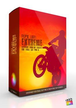 Final Cut Pro X Plugin FCPX LUT Extreme by Pixel Film Studios