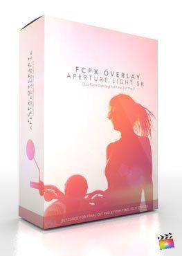 Final Cut Pro X Plugin FCPX Overlay Aperture Light 5K from Pixel Film Studios
