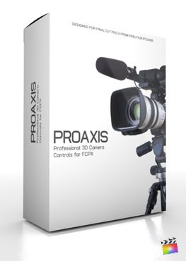 Final Cut Pro X Plugin ProAxis from Pixel Film Studios