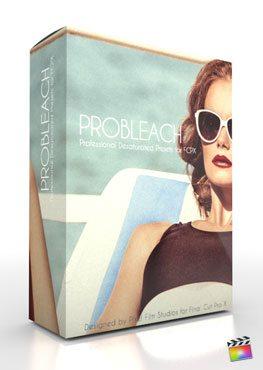 Final Cut Pro X Color Grading Preset Probleach from Pixel Film Studios