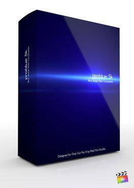 Final Cut Pro X Plugin ProBlue 5K from Pixel Film Studios