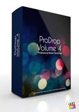 Final Cut Pro X Plugin ProDrop Volume 4 from Pixel Film Studios