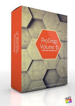 Final Cut Pro X Plugin ProDrop Volume 6 from Pixel Film Studios