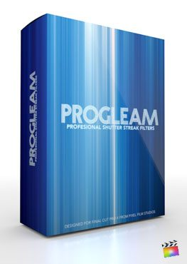 Final Cut pro X Plugin ProGleam from Pixel Film Studios