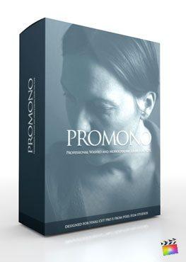 Final Cut pro X Plugin ProMono from Pixel Film Studios