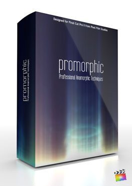 Final Cut Pro X Plugin ProMorphic from Pixel Film Studios