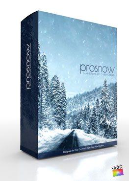 Final Cut Pro X Plugin ProSnow from Pixel Film Studios