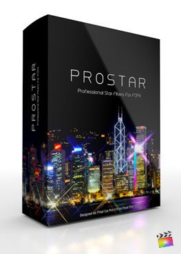 Final Cut Pro X Plugin ProStar from Pixel Film Studios