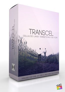 Final Cut Pro X Plugin TransCel from Pixel Film Studios