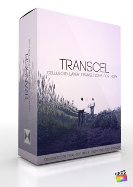 Final Cut Pro X Plugin TransCel from Pixel Film Studios