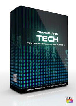 Final Cut Pro X Plugin TransFlare Tech from Pixel Film Studios