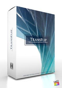 Final Cut Pro X Plugin TransFlip from Pixel Film Studios