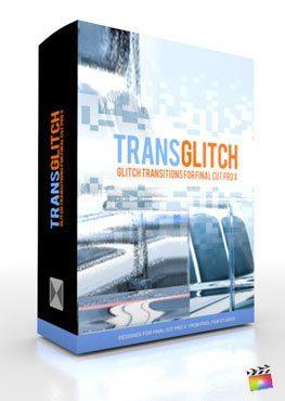 Final Cut Pro X Plugin TransGlitch from Pixel Film Studios