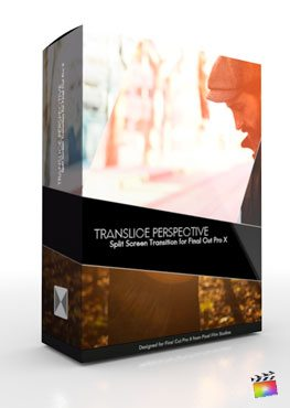 Final Cut Pro X Plugin TranSlice Perspective from Pixel Film Studios