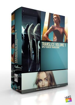 Final Cut Pro X Plugin TranSlice Volume 1 from Pixel Film Studios