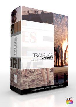 Final Cut Pro X Plugin TranSlice Volume 7 from Pixel Film Studios