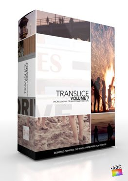 Final Cut Pro X Plugin TranSlice Volume 7 from Pixel Film Studios