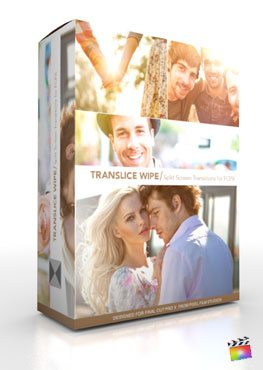 Final Cut Pro X Plugin TranSlice Wipe from Pixel Film Studios