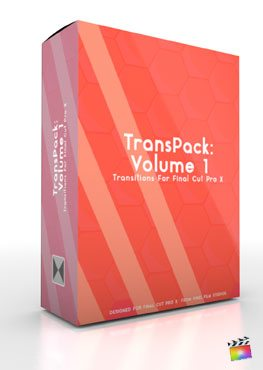 Final Cut Pro X Plugin TransPack Volume 1 from Pixel Film Studios