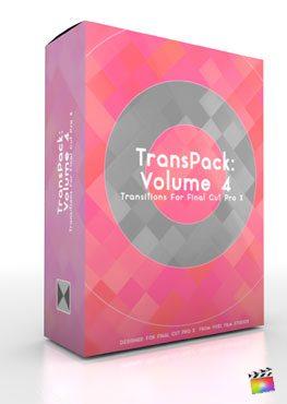 Final Cut Pro X Plugin TransPack Volume 4 from Pixel Film Studios