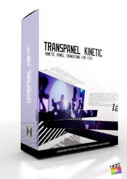 Final Cut Pro X Plugin TransPanel Kinetic from Pixel Film Studios