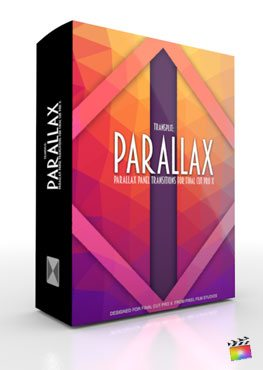 Final Cut Pro X Plugin TranSplit Parallax from Pixel Film Studios