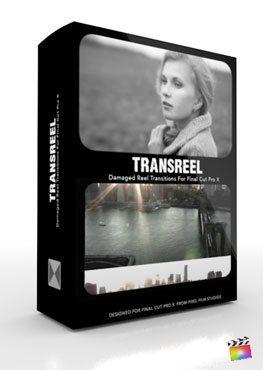 Final Cut Pro X Plugin TransReel from Pixel Film Studios