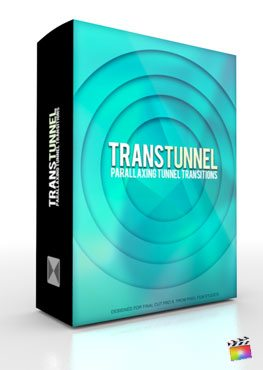 Final Cut Pro X Plugin TransTunnel from pixel Film Studios