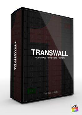 Final Cut Pro X Plugin TransWall Volume 1 from Pixel Film Studios