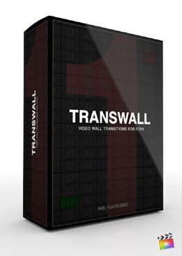 Final Cut Pro X Plugin TransWall Volume 1 from Pixel Film Studios