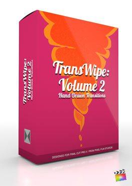 Final Cut Pro X Plugin TransWipe Volume 2 from Pixel Film Studios