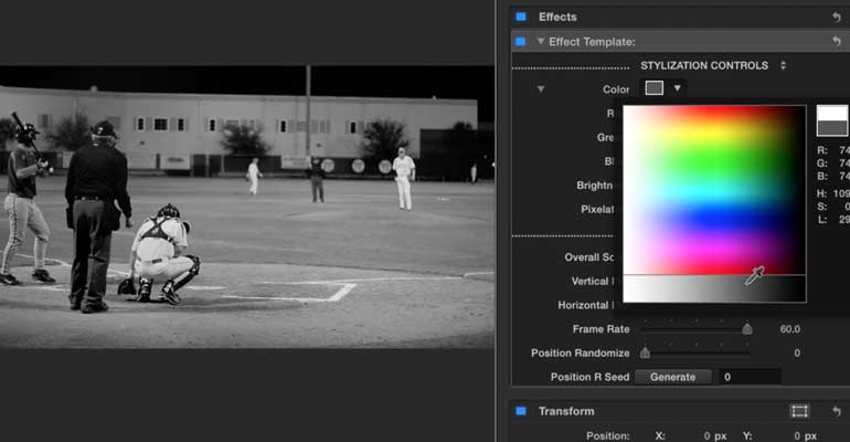 Professional - Stylized Overlays for Final Cut Pro X from Pixel Film Studios