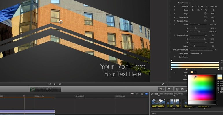 Professional - Masking Tools for Final Cut Pro X