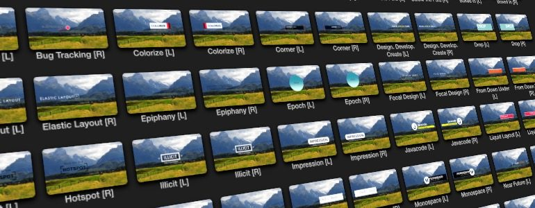 Professional - Lower Thirds - for Final Cut Pro X