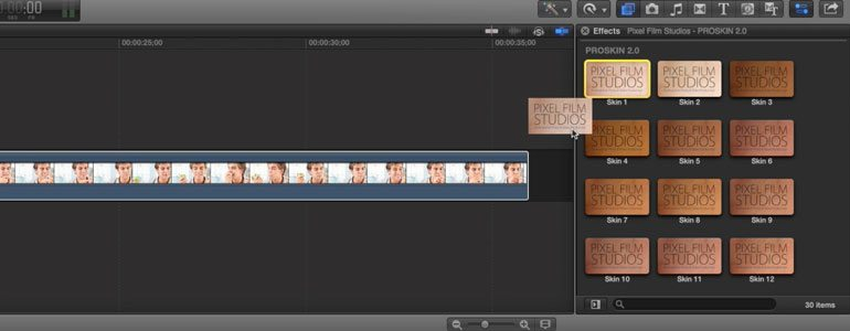 Professional - Image Adjustment Tools for Final Cut Pro X