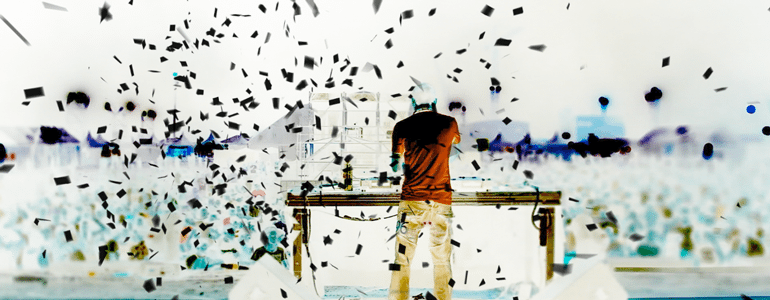 Professional - Confetti Effect - for Motion 5