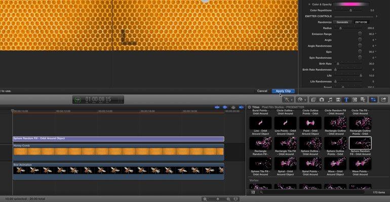 Professional - 3D Tool for Final Cut Pro X