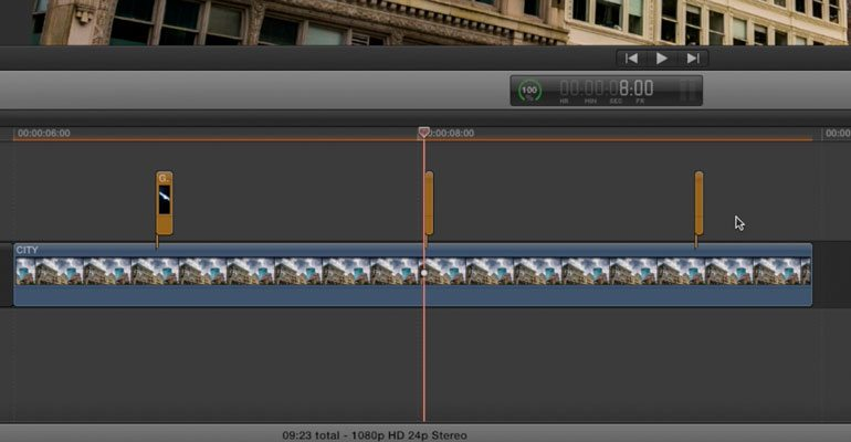 Professional - Generated Composites for Final Cut Pro X