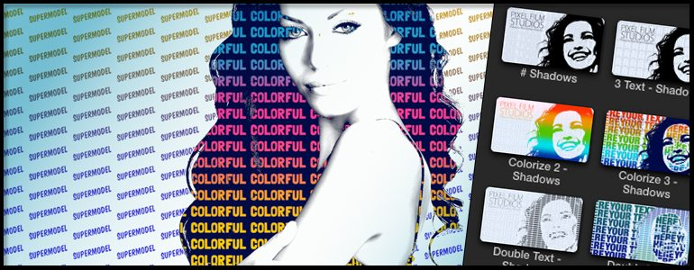 Professional - Typographic Effects for Final Cut Pro X - for Final Cut Pro X